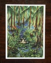 Swamp Siren Postcards