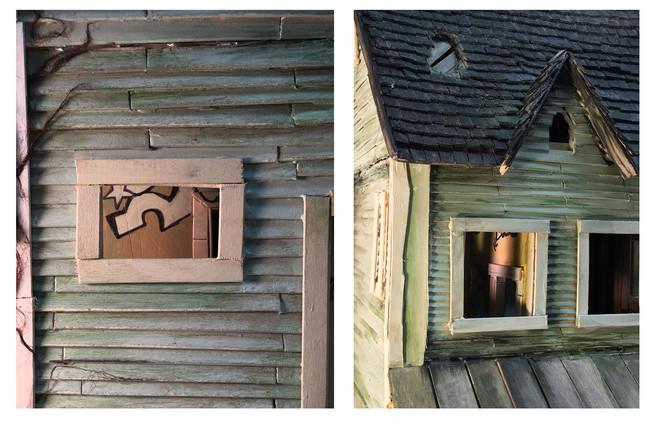 Detail 1: Second Floor