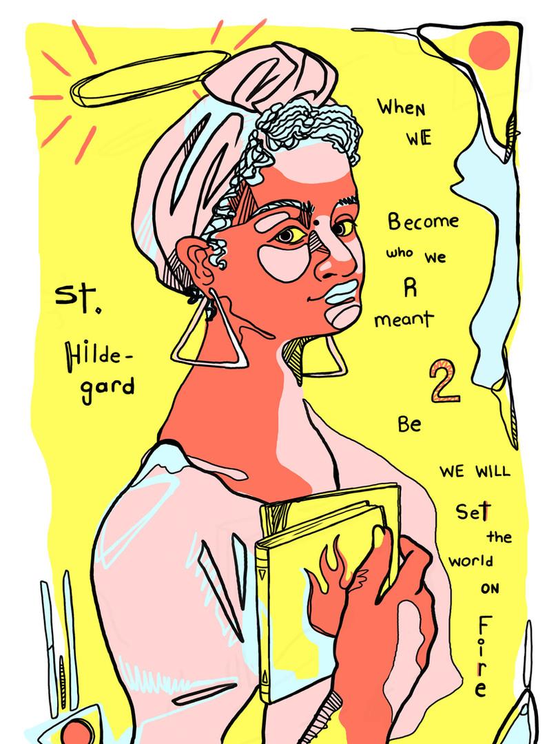 St. Hildy