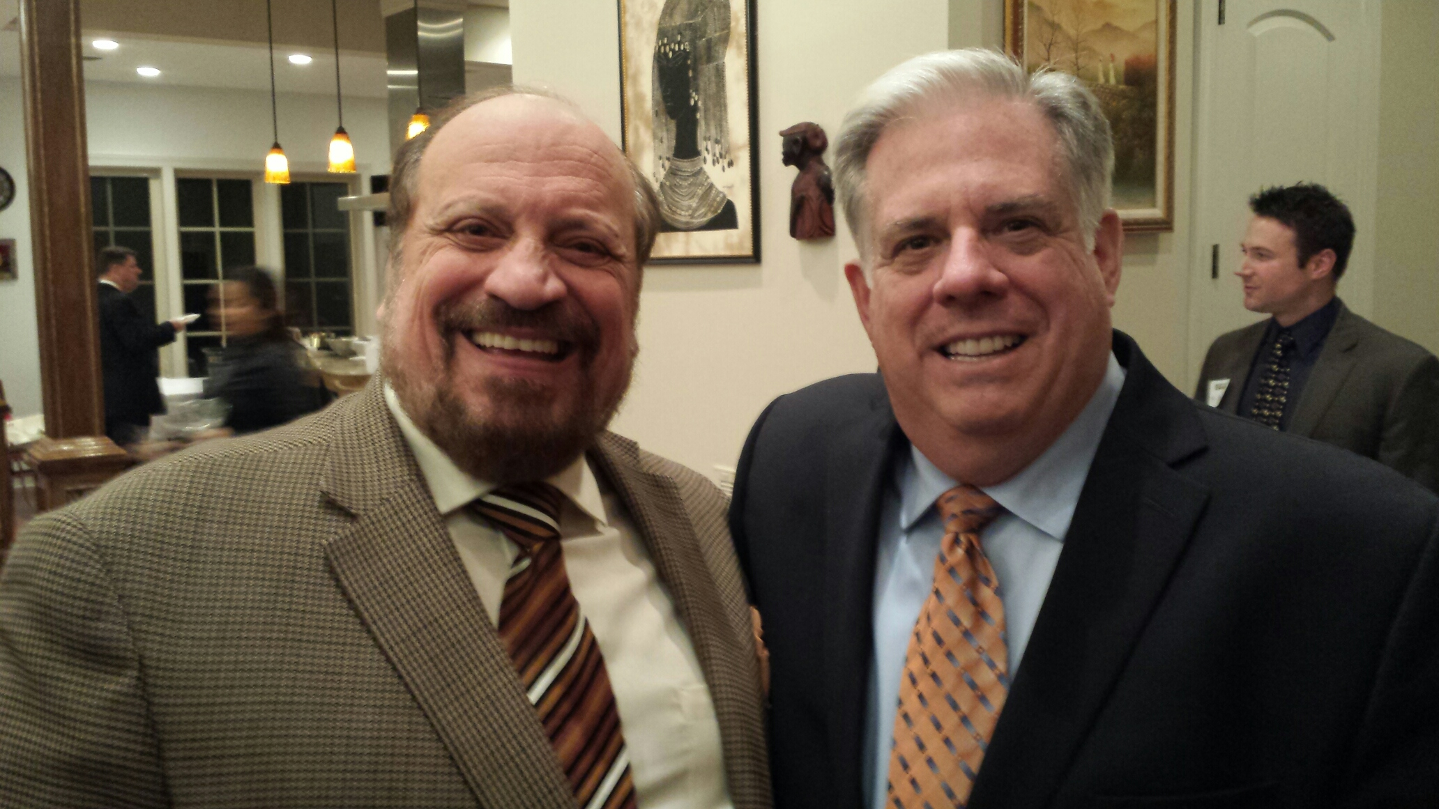 MD Governor Larry Hogan