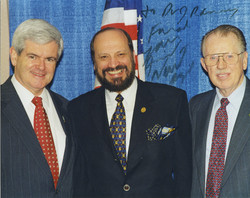 Gingrich, Dr. Farah, and Bartlett