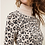 Thumbnail: Vestido Midi Animal Print