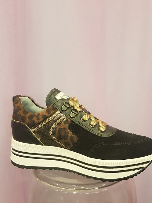 Zapatilla Animal Print