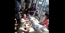 Kids Participating in Craft Work