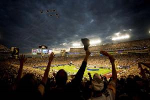 Best Super Bowl Party