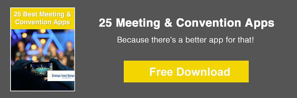 Meeting and Convention Apps