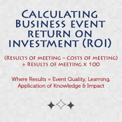 ROI of Business Event