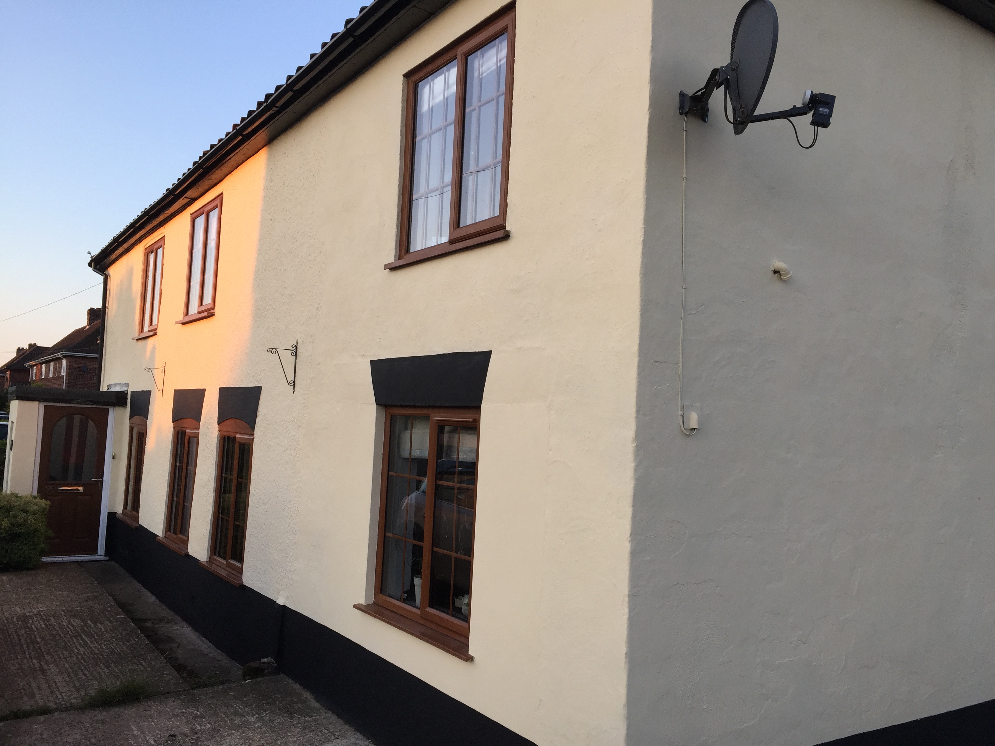 House re-painting