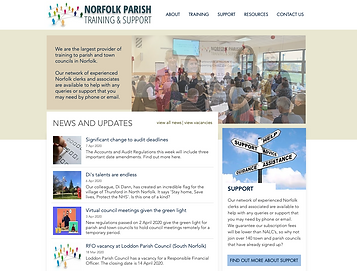 Norfolk PTS Website