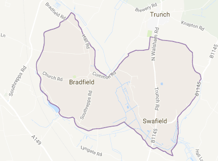 Swafield and Bradfield Parish Map.png