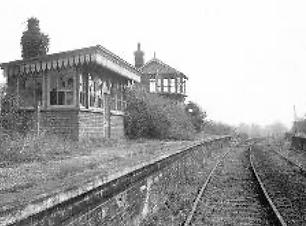 Drayton Station