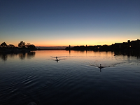 Oulton Broad Sunset