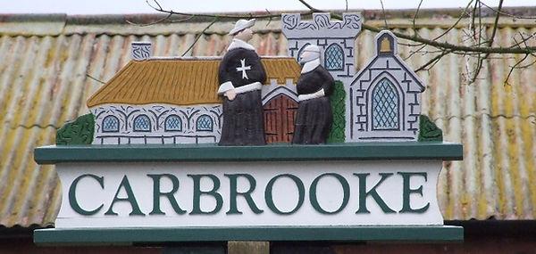 Carbrooke Village Sign