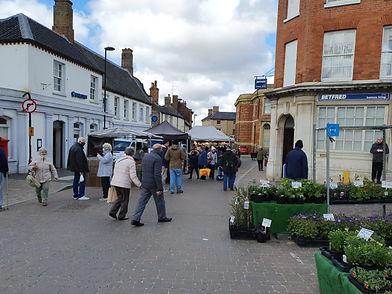Fakenham Thursday Market