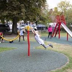 Playground Opening