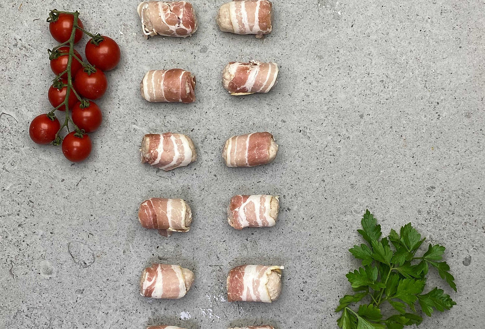 Tray Pigs in Blankets