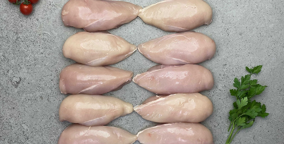Chicken Fillets 2.5Kg pack
