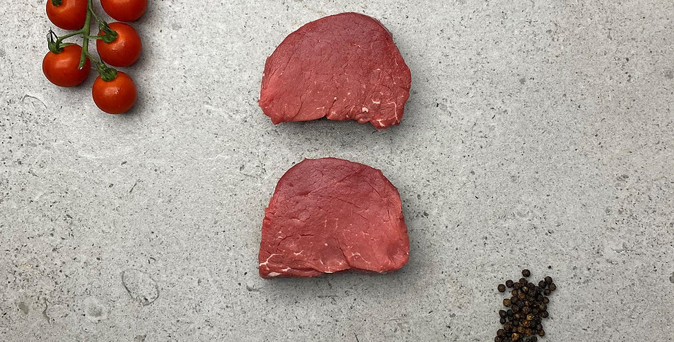 Beef Fillet Steaks 2 x 8oz (or choose your size)