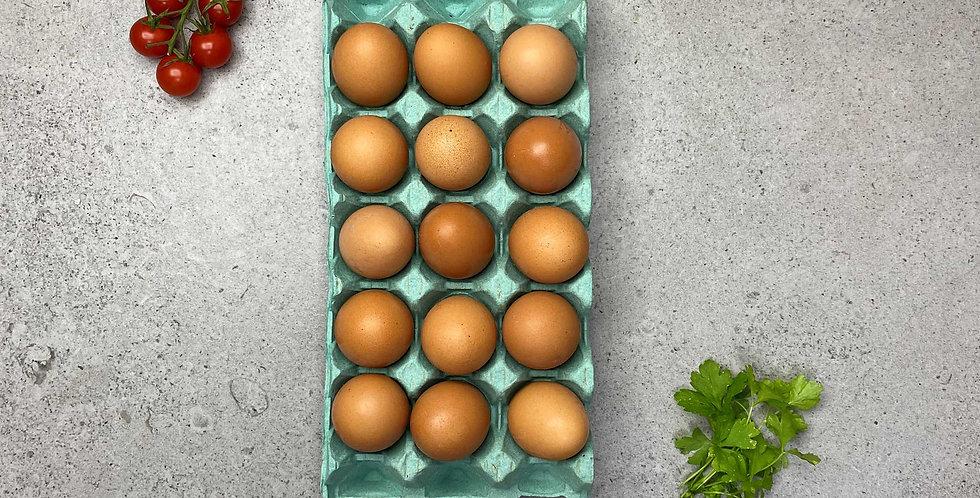 Eggs Medium Half Tray (15)
