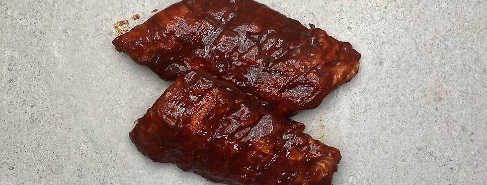 Rack of Baby Back BBQ Ribs