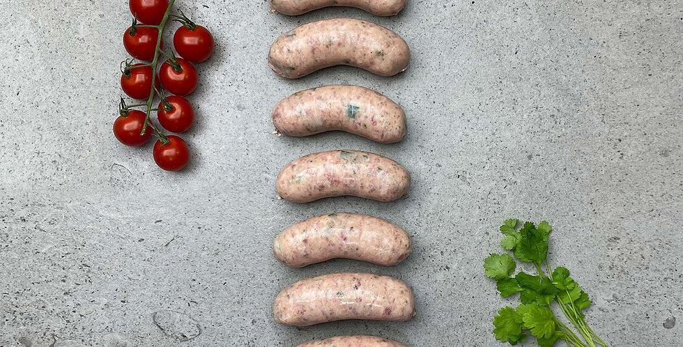 Sausage Pork & Jalepeno Homemade
