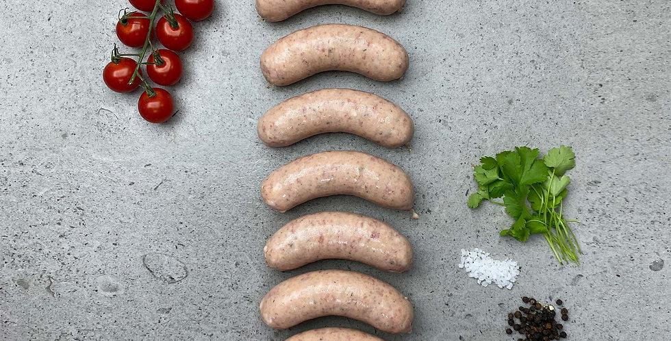 Sausage Olde English Pork Homemade