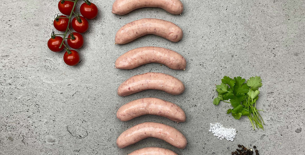 Sausage Homemade Thin Pork 454g