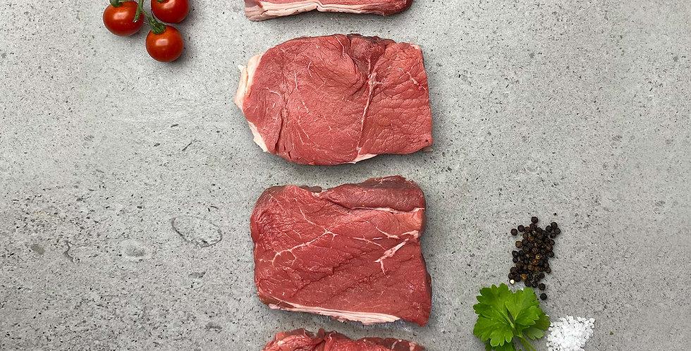 Beef Rump Steak 4 x 7-8oz