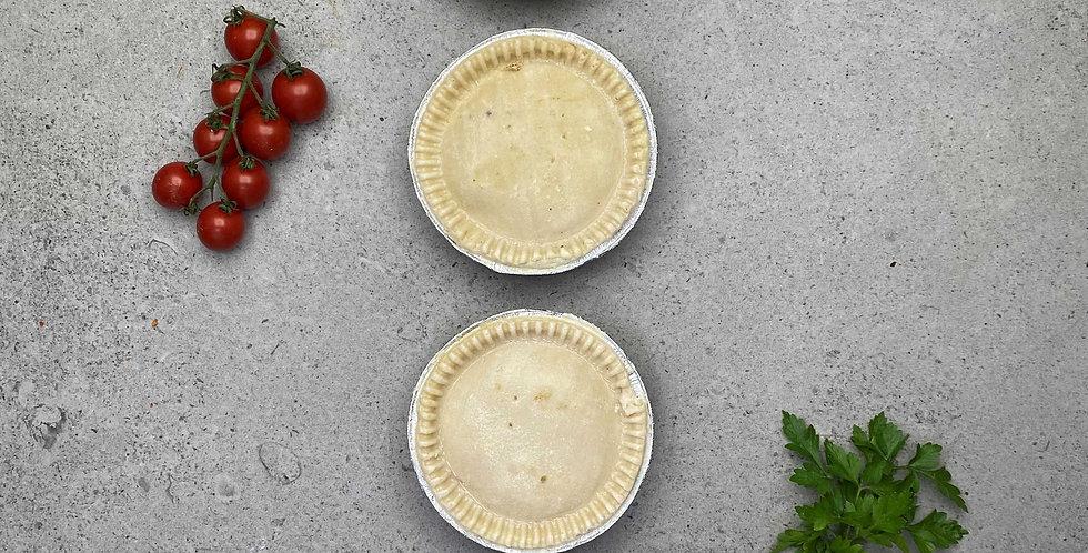 Pies 4 x Potato & Meat Pies