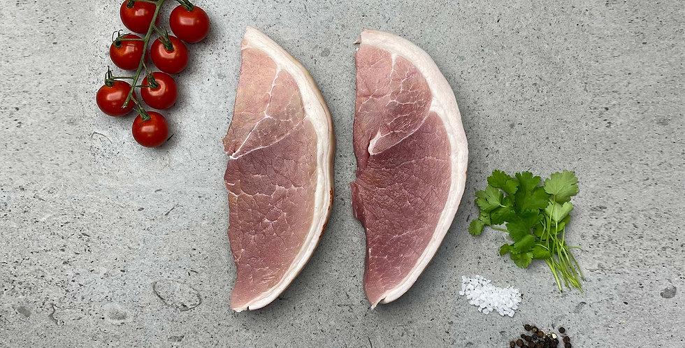 Gammon Steaks Danish 2 x 226g