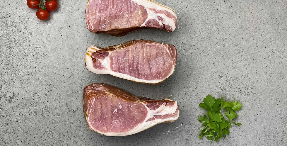 Bacon - 5lb Pack of Smoked Back Bacon