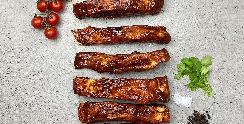 Pork Meaty Ribs Smoky BBQ 1Kg