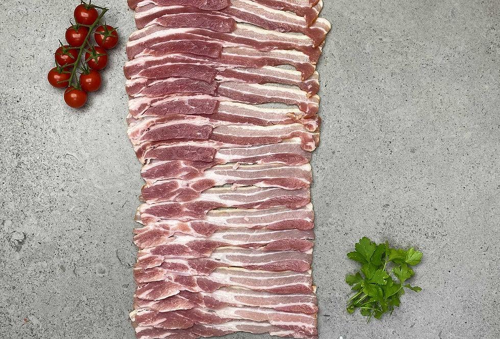 Bacon Smoked Streaky 454g