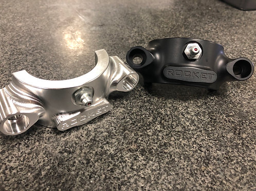 Billet 6061 Honda TRX450r Stem Clamp