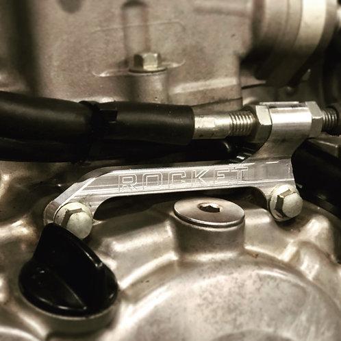 Honda TRX450 Clutch Cable Bracket