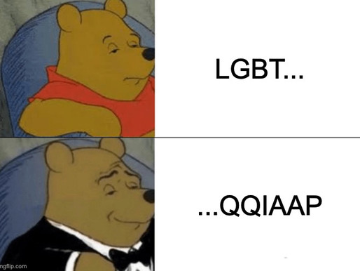 #007: Who gets to celebrate Pride? Do you?