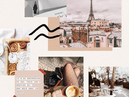 PARIS AUTUMN INSPIRATION