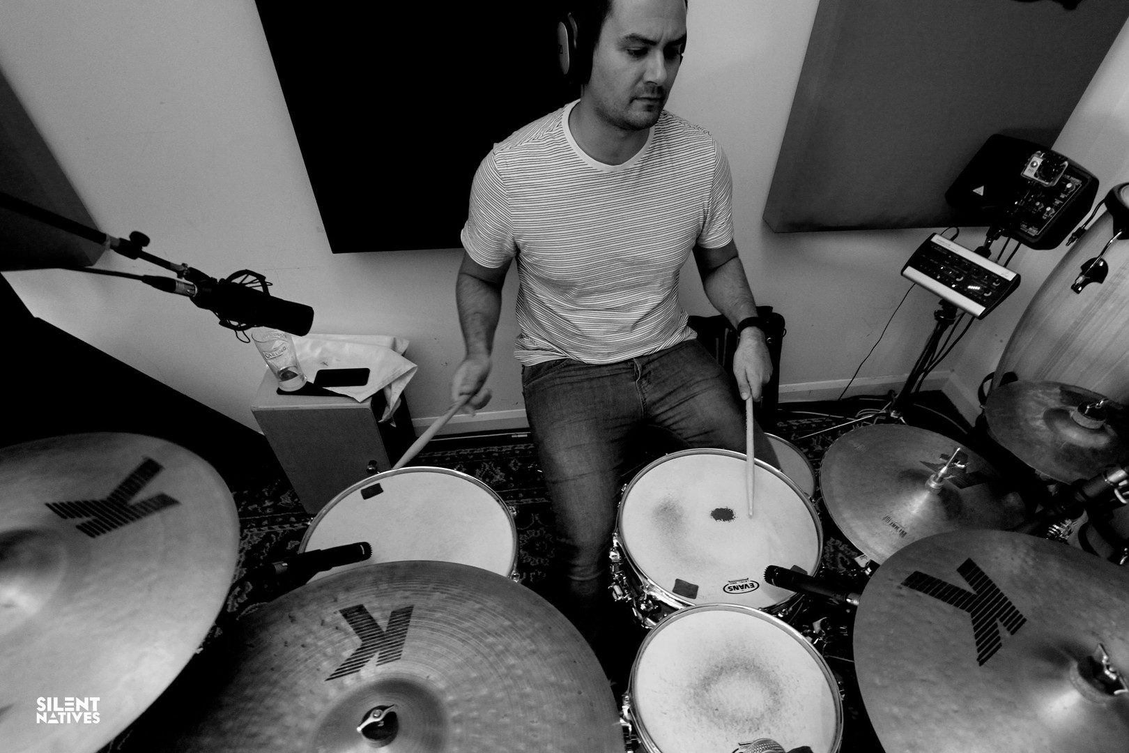 silent_natives_chris_recording_drummer_2