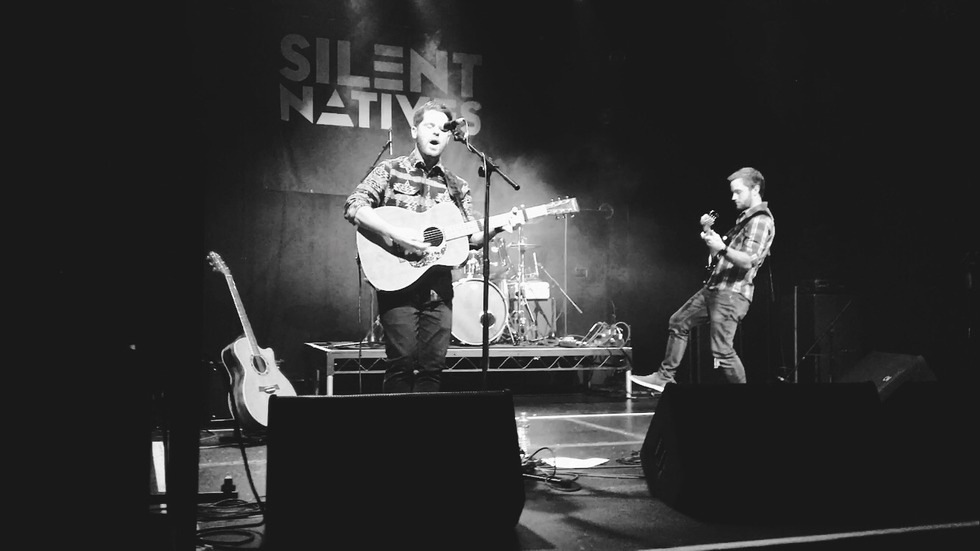 Silent Natives Live Colchester Arts Centre