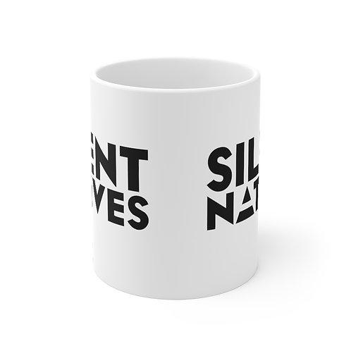 Silent Natives Mug 11oz