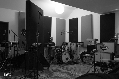 Woods Lodge Studios Recording November 2018
