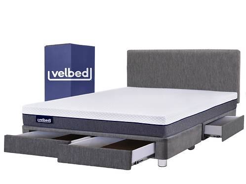 DORMITORIO ROYAL VELBED KING