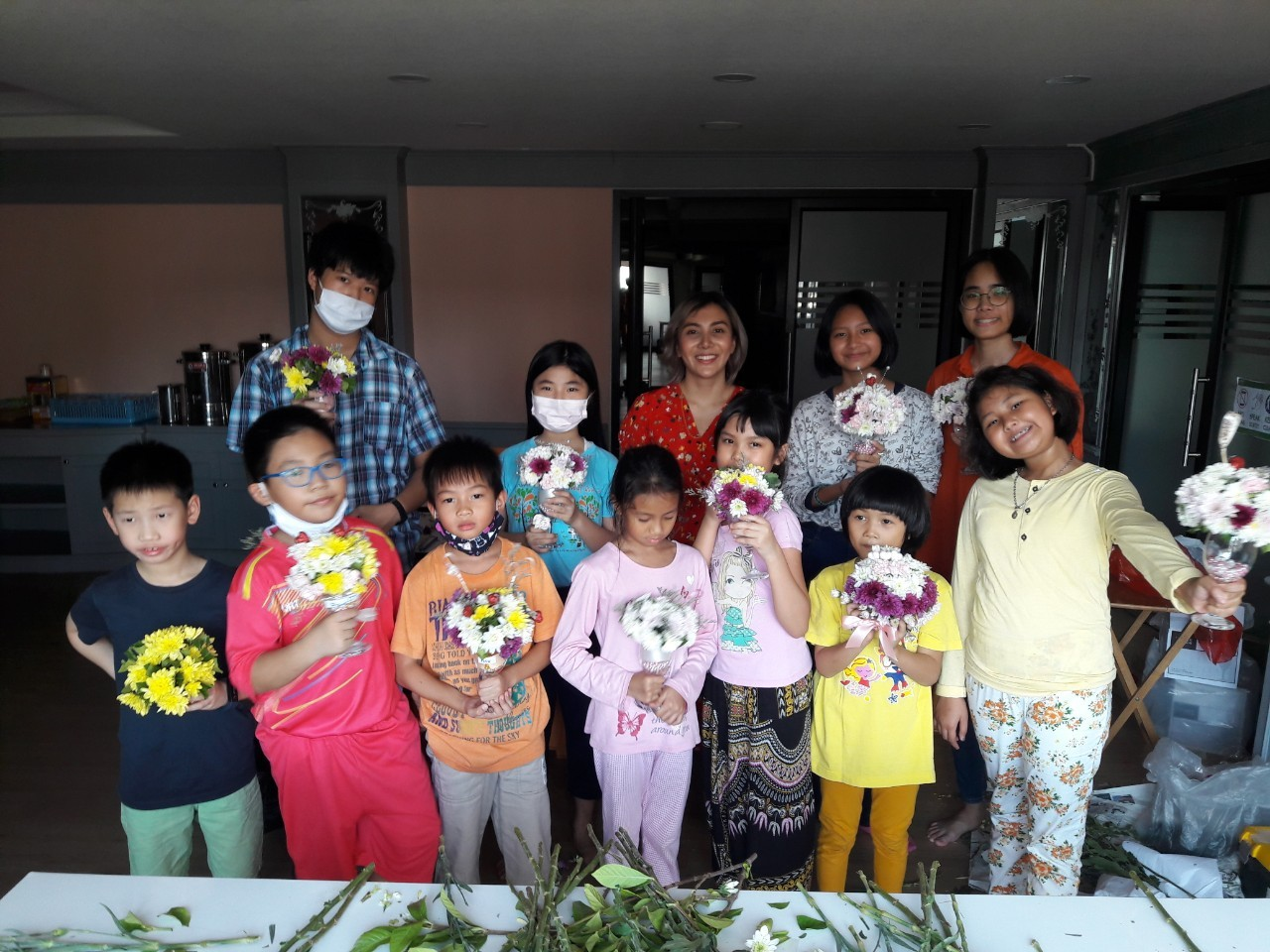 IKIGAI การจัดดอกไม้