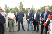 "REPRESENTATIVES OF JSC ""POLYMER TUBE FACTORY"" TOOK PART IN THE VISITING COLLEGIUM OF THE M"