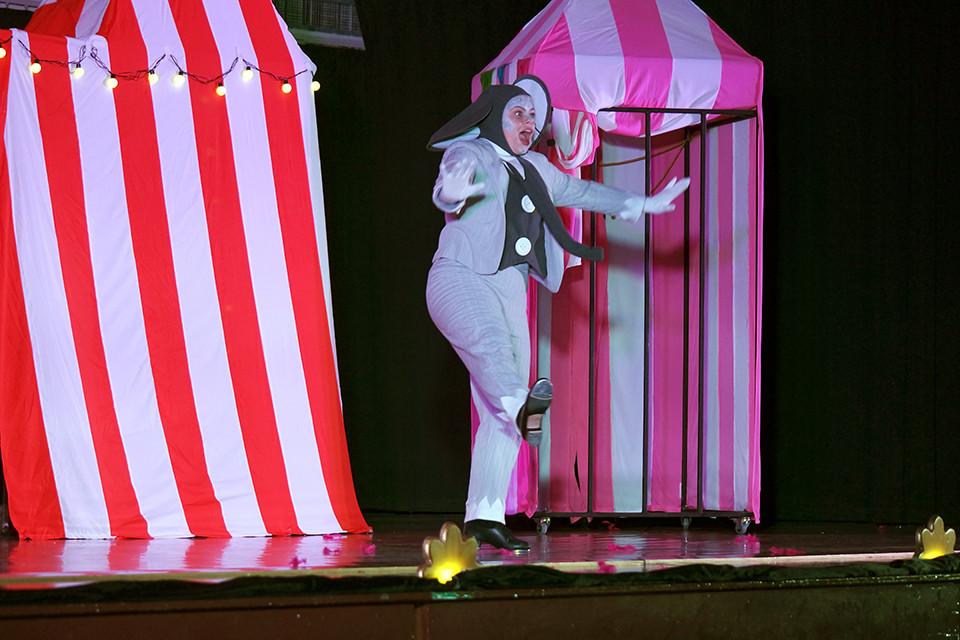 Dumbo Tap Dancing