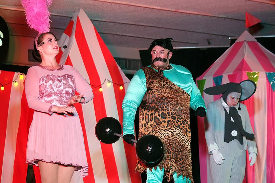 Harriet Dumbo and Ringmaster