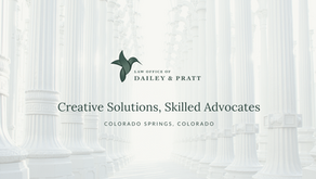 Introducing the law office of Dailey & Pratt