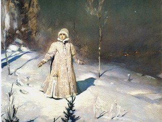 The Snow Maiden by  N. A. Rimsky-Korsakov