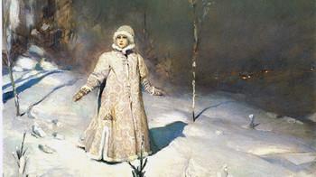 The Snow Maiden by  N. A. Rimsky-Korsakov
