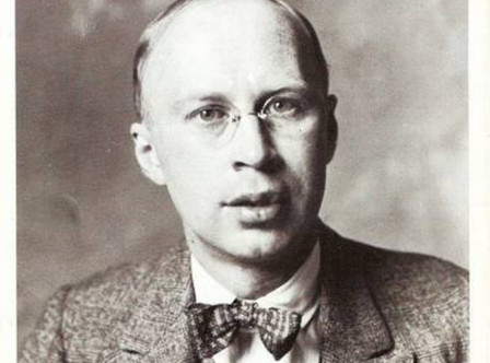 April 27th is Sergei Prokofiev 130th Birthday